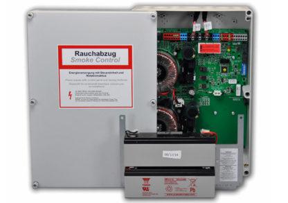 RWA-Kompaktzentrale für ACCESS 1000 x 1000 mm