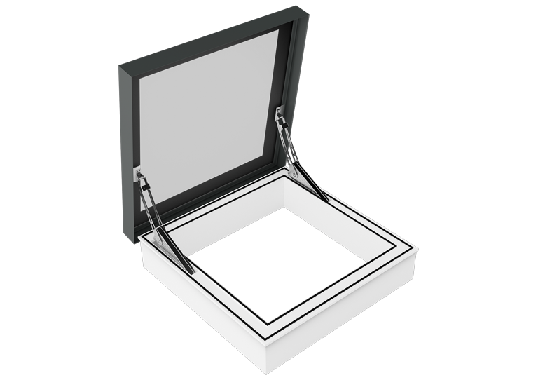 Flachdach Ausstiegsfenster SkyVision ACCESS