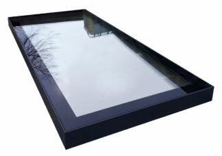 übergroßes festverglastes Oberlicht 1076 x 2961 mm 30% günstiger